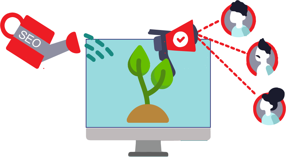 Grow SEO services with Seebu Solutions